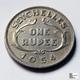 Seychelles - 1 Rupee - 1954 - Seychellen
