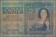 Austria / Österreich: Österreichisch-Ungarische Bank 100 Kronen 1910, Extremely Rare Note, Seldom Of - Austria
