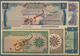 Iraq / Irak: Set Of 5 Different Specimen Banknotes Containing 1/4 Dinar ND P. 51s, 1/2 Dinar ND P. 5 - Iraq