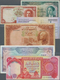Middle East / Naher Osten: Album With 115 Banknotes Iran And Iraq Containing For Example 100 Rials P - Banknotes