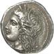 Lukanien: Metapont, Stater Ca. 325-275 V. Chr., 7,93g. 20,2 Mm, Herrliche Patina, Fast Vorzüglich. - Greek