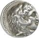 Makedonien - Könige: Alexander III. 336-323 V. Chr.: Tetradrachme 307/306 V. Chr., Mzst. Akko-Ptolem - Greek