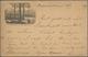 Ansichtskarten: Vorläufer: 1879, BASTEI, Vorläuferkarte 10 Pf. Adler Als Privatganzsache Mit R3 BAST - Cartes Postales