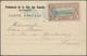"Französische Somaliküste: 1897/1903, Lot Of Ten Entires Bearing Frankings ""Djibouti Views"" Incl. Ove - Côte Française Des Somalis (1894-1967)"