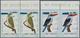 St. Thomas Und Prinzeninsel - Sao Thome E Principe: 1998, Birds Complete Set Of Two Incl. 11db. Prin - Sao Tome Et Principe