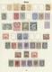Malta: 1863-1937, Collection Of About 160 Stamps, Most Of Them Mint, Some Used, From The Early QV ½d - Malta