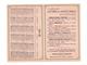 CALENDARIETTO 1915  SEMESTRINO  LATTERIA DI LOCATE TRIULZI - Calendari