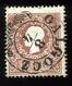 GALGÓC  10Kr Szép Bélyegzés  /  10 Kr Nice Pmk - 1850-1918 Imperium