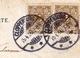 Postkarte Gruss Aux Cloppenburg 1900 Deutschland Taxe - Briefe U. Dokumente