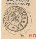 1915  CORRESPONDANCE DES ARMEE DE LA REPUBLIQUE/ DE SP31 A LA PERLE AU REBAUT PRES BEZIERS   8EME HUSSARD / FM   B177 - Marcophilie (Lettres)