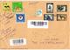 SOUTH SUDAN Postally Used Cover From South Sudan Via Uganda To The Netherlands #299 Südsudan Soudan Du Sud Stamps - South Sudan