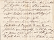 Lettre Saint Chinian 1855 Hérault Saint Pons Batté Avec Correspondance Napoléon III 20 Centimes - 1853-1860 Napoléon III