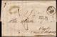 TORINO, Doppio Cerchio Rosetta, Senza Anno, Non Catalogato - Lettera Completa Di Testo Del 7/11/1850... - Sardegna