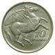 [NC] GRECIA - 10 DRACMA PEGASO 1973 (nc3610) - Grecia