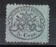 Papal States,Definitive 5 C 1868.,MNG - Etats Pontificaux