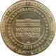 63 PUY DE DÔME CLERMONT-FERRAND MICHELIN BIBENDUM MÉDAILLE MONNAIE DE PARIS 2018 JETON TOKENS MEDALS COINS - Automobile - F1