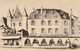 GRAND HOTEL DE BORDEAUX à BEAULIEU Sur DORDOGNE (Corrèze) - Dépliant Et Carte Postale (écrite) - Advertising