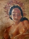 Painting Of Gusti Compiang By WILLEM GERARD HOFKER - Oils