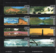 ARGENTINA-2018-LANDSCAPES- (2002)  SURCHARGED-MNH- - Argentina