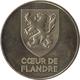 2019 MDP120 - HAZEBROUCK - Coeur De Flandre / MONNAIE DE PARIS - Monnaie De Paris