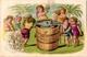 1 Card Litho  C1888 Ice Cream Machine Card Keith Benham In Chicago Met Zijn Prijs Erbij, Ijskreem Machine Vòòr 1900 - Chocolat