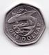 Barbados 1 Dollar,2009 UNC - Barbades