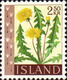 USED STAMPS  Iceland - Flowers - 1960 - 1944-... Republik