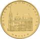 Deutschland - Anlagegold: 5 X 100 Euro 2012 Dom Zu Aachen (A,D,F,J,J), In Originalkapsel Und Etui, M - Germany