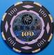 HK$100 Casino Chip. MGM Grand, Macau. N39. - Casino