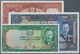 Afghanistan: Set Of 3 Banknotes Containing 5, 10 & 50 Afghanis ND P. 22, 23, 24, All Three In Crisp - Afghanistan