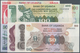 Uganda: Large Lot Of About 260 Banknotes, Different Issues And Denominations In Various Qualities An - Uganda