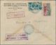 China - Incoming Mail: Cote Des Somalis, 1949. Envelope Written From Cote Des Somalis Addressed To ' - Cina
