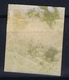 Austria  Lombardei & Venetien Mi  1 X MH/* Flz/ Charniere  Paper On Back - 1850-1918 Imperium