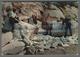 V8182 CARRARA CAVE DI MARMO TAGLIO CON FILO ELICOIDALE (m) - Carrara