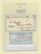 Aden: 1857-1946 ADEN Transit Mail: Collection Of 36 Covers, Postcards And Postal Stationery Items Se - Aden (1854-1963)