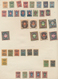 Russland - Post Der Bürgerkriegsgebiete: Wrangel-Armee: 1921: Old-time Collection Of Hundreds Of Dif - Russia & USSR