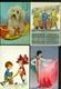 Beau Lot De 60 Cartes Postales De Fantaisie Grand Format  Mooi Lot Van 60 Postakaarten Van Fantasie Groot Formaat - 5 - 99 Cartes