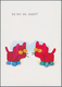 Lettland - Ganzsachen: 2004, October 1, 3 Picture Postcards: These Cards Could Beu Sed Internally As - Lettland