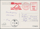 Lettland - Ganzsachen: 2006 Pictured Postal Stationery Card, Official Issue Of Latvian Post On The O - Lettland