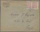 "Türkei - Stempel: 1900, ""OSMAN NUMARA 8"" Travelling Postman Cancellation On Cover From Kapakli Via S - Sonstige"