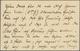 """Deutsche Kolonien - Kamerun - Stempel: 1913, """"BONABERI-NKONGSAMBA BAHNPOST Z.2 1.10.13"""" Ovaler Bahnp - Kolonie: Kamerun"""