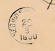 Nederlands Indië - 1890 - 7,5 Cent Briefkaart Van KR NED IND PENANG Via Ned Ind Singapore Naar Batavia - Nederlands-Indië