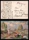 ANTICHI STATI - AUSTRIA TERRITORI ITALIANI - Villa Banale (P.ti 8) - Cartolina Per La Feldpost 284 Del 10.1.18 - Francobolli