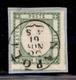 ANTICHI STATI - NAPOLI - 1861 - Mezzo Tornese (17) Usato Su Frammento - Doppia Effigie (550+) - Stamps