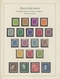 Deutschland Nach 1945: 1945/1955, Praktisch Ausschließlich Postfrisch Geführte Sammlung Auf Alten Le - Allemagne