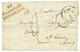1829 Double Cursive 88 NOIRETABLE / MONTBRISON. TTB. - Marcofilie (Brieven)