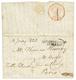1820 COLONIES PAR ST MALO Sur Lettre Avec Texte De GUERNESEY Pour PARIS. Superbe. - Postmark Collection (Covers)