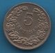 LUXEMBOURG 5 CENTIMES 1908 KM# 26 Guillaume IV - Luxembourg