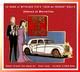 SUPER PIN'S JOUR DE FRANCE-PIN-UPS : RARE PIN'S Signé DEMONS Et MERVEILLES, émail Grand Feu Base Or, 3,5X2,5cm - Medias