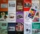Publicité De Livres Sur La Carte Postale 22 Cartes Neudin Angers Deauville Orthez Hamm Quentin Foré Mauger Jean Charles - Pubblicitari